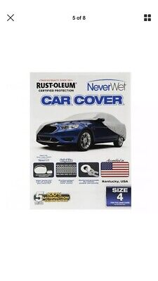 Rust-Oleum NeverWet Car Cover Fits Buick Electra 1966 WaterproofBreathable