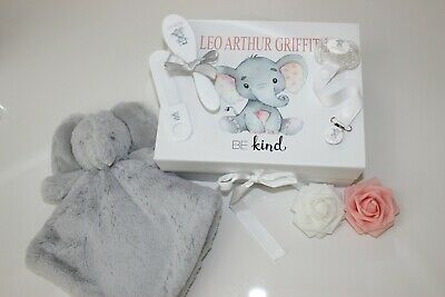Personalized Baby Gift Set, Baby Shower Gift, New Baby Gift, Personalized