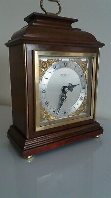 "Quality ""Elliott Of London ""  Clock. Retailed By ""J.w,Benson Ltd Of London """