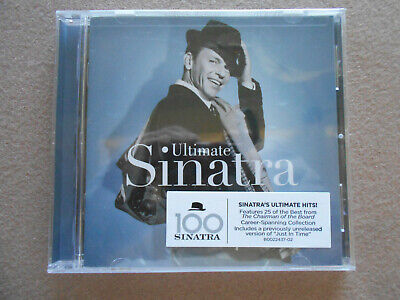 Frank Sinatra - Ultimate Sinatra [CD] Factory Sealed New !!! $5.49