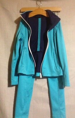 Girls (8Yrs) Poivre Blanc Tracksuit