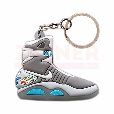 Llavero Regreso al Futuro 2 - AIR MAG [Back to the Future - Keychain - Key Ring]