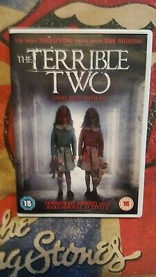 The Terrible Two Dvd