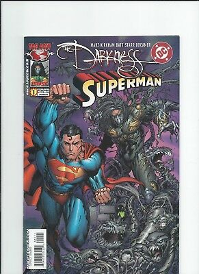 Image Top Cow DC Comics The Darkness Superman 1 NM-/M 2004