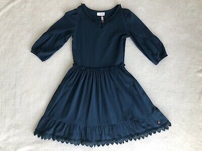 MATILDA JANE Make Believe Out Of The Blue Dress Size 10 READ