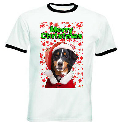 All Sizes 3614 Big Bernese Mountain Dog Face The Mountain T-Shirt