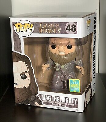 Funko Pop! Game of Thrones Mag the Mighty 2016 Summer Convention SDCC Exclusive