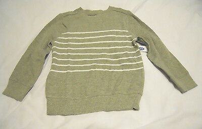 Old Navy Boys Sweater Shirt 12-18 Months Baby Gray Long Sleeve