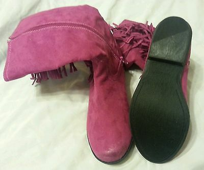 Nine West Girls Boots Kids Size 10.5 M