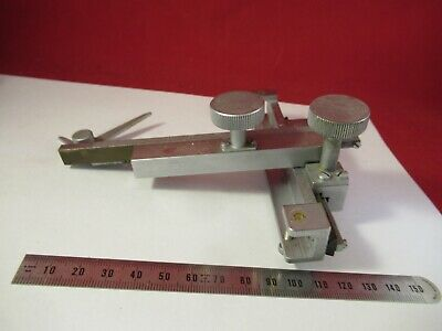 Ao Spencer American Stage Clips Microscope Part Optics As Pictured &9-A-98