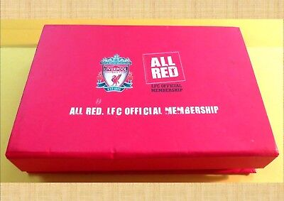 Official Liverpool Football Club New Member Card Case (Case Only)