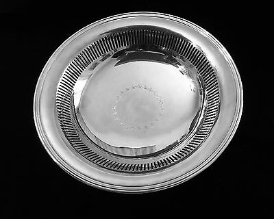 Mappin & Webb Silver Plated Compote Sheffield & London #W25443