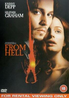 FROM HELL - DVD, Very Good DVD, ,