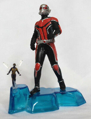 Disney Store ANT-MAN & THE WASP FIGURINE Cake TOPPER AVENGERS Marvel Toy NEW