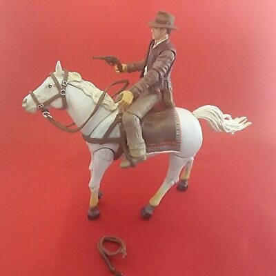 "Indiana Jones 3.75"" scale figure set INDY & HORSE Raiders of the Lost Ark"