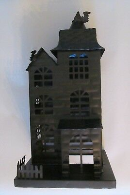 7f86498ae4 POTTERY BARN ~LARGE~ Halloween HAUNTED HOUSE, NEW - $38.00 | PicClick