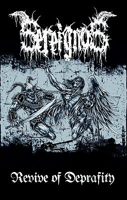 Sereignos – Revive of Deprafity – 2015 – Maltkross Label - 50 EX