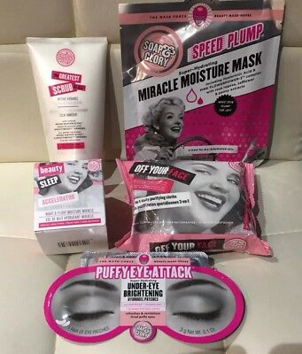 Soap & Glory Ladies Pamper Bundle
