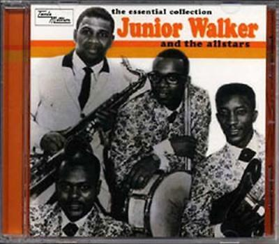 JUNIOR WALKER & ALLSTARS The Essential Collection NEW SEALED SOUL MOTOWN CD R&B