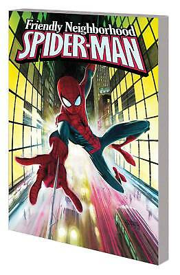 Friendly Neighborhood Spider-Man Tp Vol 01 Secrets And Rumor  [Apr190964] Preord