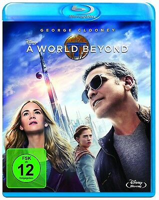 A WORLD BEYOND (George Clooney) Blu-ray Disc NEU+OVP