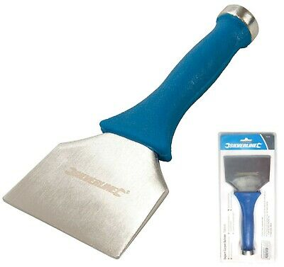 "Carpet Bolster Laying Fitting and Stair Tool 100mm(4"") Pro Qulaity By Silverline"
