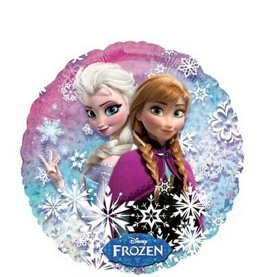 FROZEN ANNA AND ELSA Party Decoration Foil and Latex Balloons Tote Bag