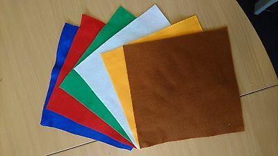 Self Adhesive Craft Felt (2Mm Thick)  - Various Colours And Sizes Available