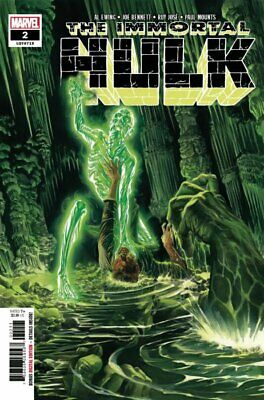 IMMORTAL HULK ISSUE 2 - SOLD OUT FIRST 1st PRINT - 1st APPEARANCE DR. FRYE