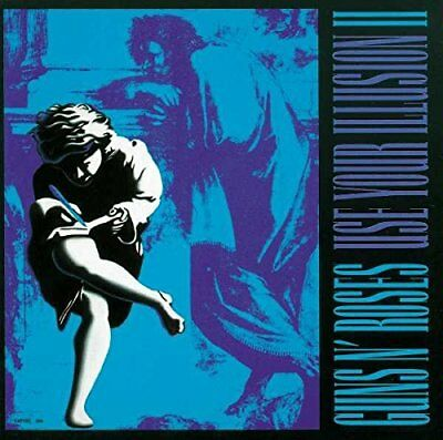 Guns N´ Roses - Use Your Illusion II-  CD NEU OV