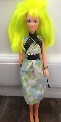 Jem And The Holgrams Doll, Pizzazz Misfit Vintage