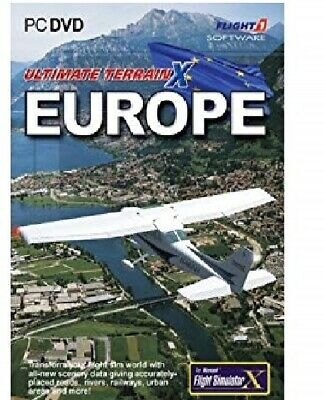 PC CD ROM Game A380 Ultimate terrain x – Europe Cheapest on eBay PC