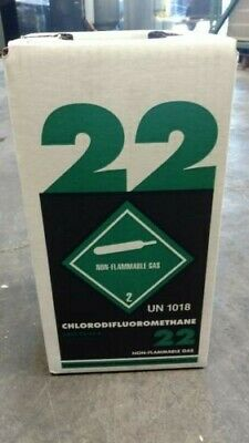 NEW R-22 Refrigerant Factory Sealed 5lbs Cylinder - Local Pick Up ONLY Las Vegas