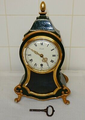 Zenith Neuchatel Mantle Clock Swiss Made.   (For Repair/ Spares)