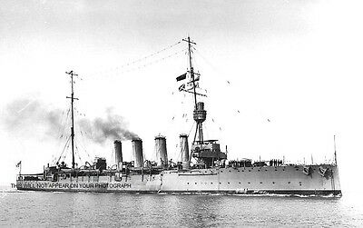 Royal Navy Town Class Light Cruiser Hms Dartmouth
