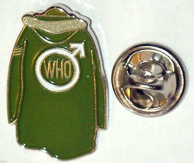 The Who Parker, Ska, Soul, Skins Pin Badge New
