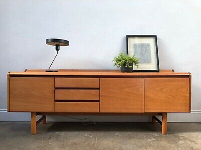 Vintage  White & Newton Teak Petersfield Sideboard G Plan. Danish Retro.DELIVERY