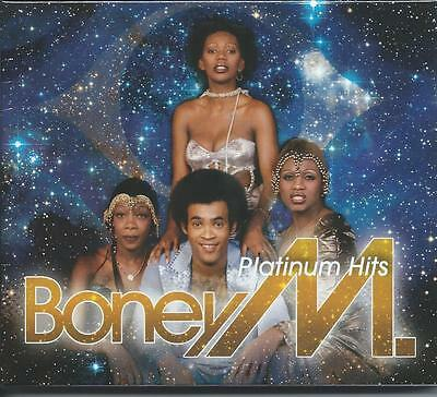 Boney M. - Platinum Hits - The Best Of / Greatest Hits 2CD NEW/SEALED