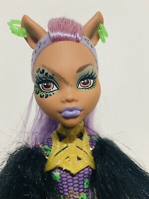 Monster High Doll - Clawdeen Wolf Ghouls Rule