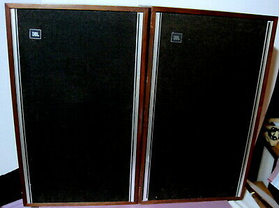 Pair of JBL Model L-77 Lancer Speakers==New Surrounds
