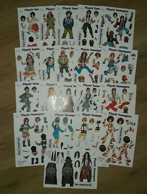 Various to choose from La Pashe Decoupage FLIPPIN/' TEENAGERS