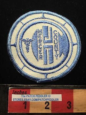 Vtg MERCER COUNTY State Of OHIO Jacket Patch Rod of Caduceus Medical 63T5