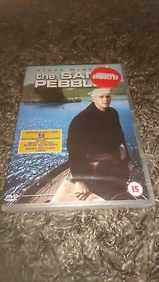 The Sand Pebbles (DVD, 2005) Steve McQueen, NEW AND SEALED