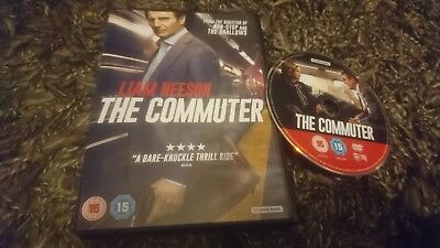 The Commuter (DVD 2018) Liam Neeson