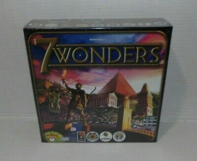 Seven (7) Wonders Board Game. Sealed in box
