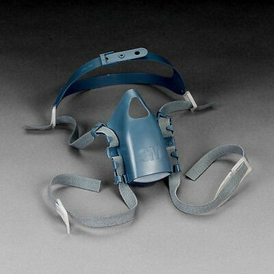 3M Head Harness Assembly 7581 Half Mask Respirator Replacement 7501 7502 7503