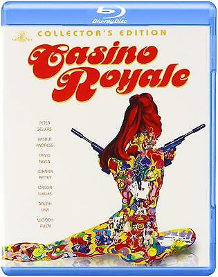 Casino Royale 1967 Collectors Ed (BluRay*New,Sealed*
