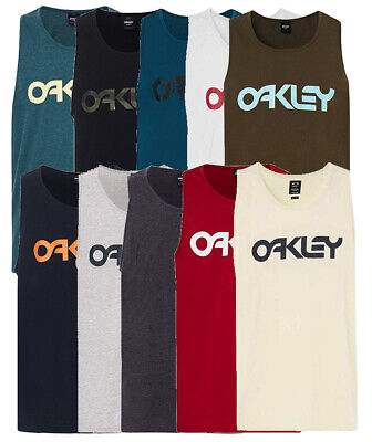 2019 Oakley Mark II Tank Top Mens Shirt - 457135 - Pick Color & Size