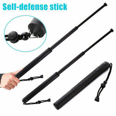 24/27cm Retractable Stick Whiplash Training Telescopic Outdoor Tool
