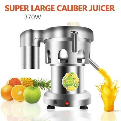 Commercial Stainless Steel Fruit/Vegetable Juice Extractor Juicer & Squeezer New